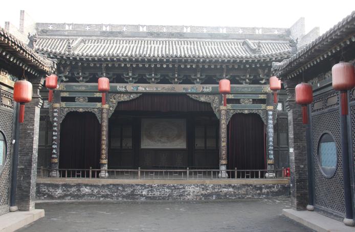 祁县渠家大院修缮保护工程