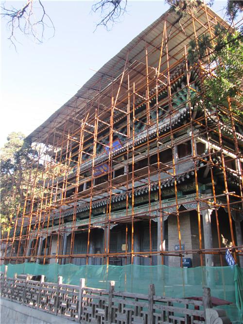 交城天宁寺保护工程