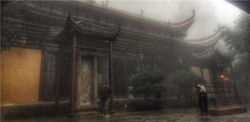 重庆北碚缙云寺修缮工程
