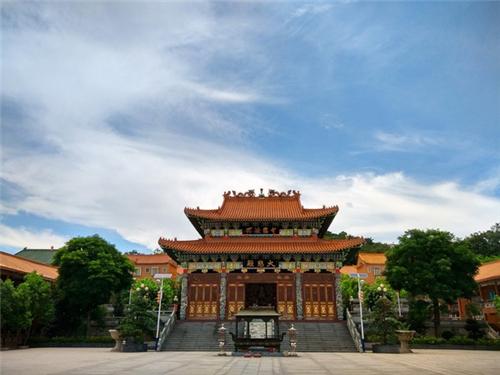 广东揭阳双峰寺