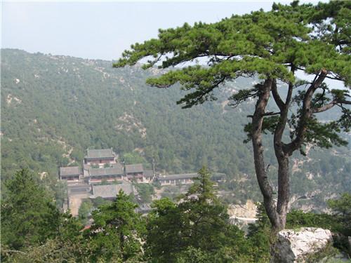 太原多福寺修缮工程