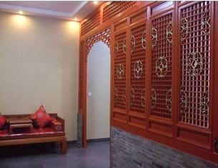 五台山佛光寺小南院建筑装修设施整改、环境治理工程