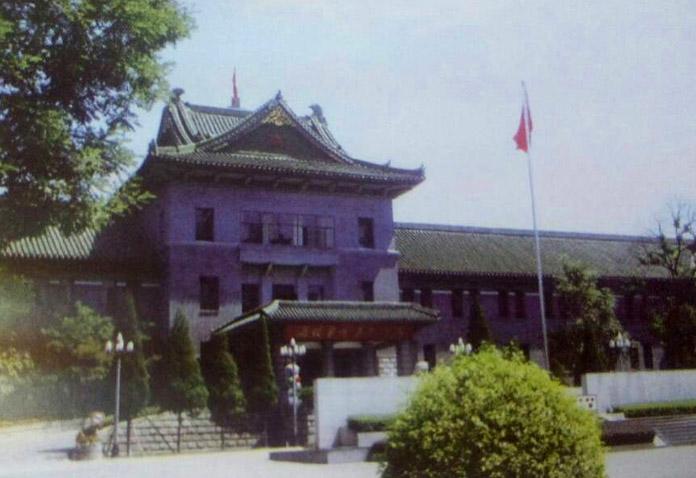 山西省军区机关主楼装修工程